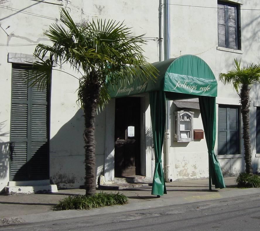 Cafe Pyrtaina New Orleans La