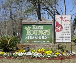 Keith Young's Steak House-New-Orleans