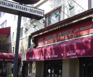 Mr. John's Steakhouse-New-Orleans