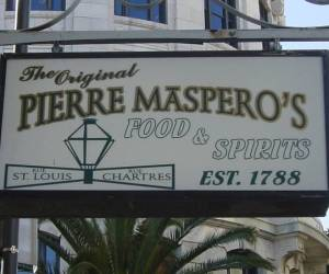 Original Pierre Maspero's-New-Orleans